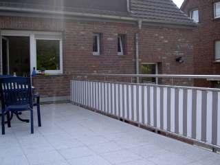 Sichtschutz Balkon Balkonverkleidung Hofsaess